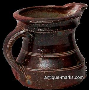 Michael Casson Salt glaze Studio Pottery Jug