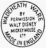 Wade Heath Disney Marks from c193g6