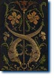 antique marks glossary -  acanthus motif