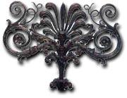 antique marks glossary - anthemion decorative motif