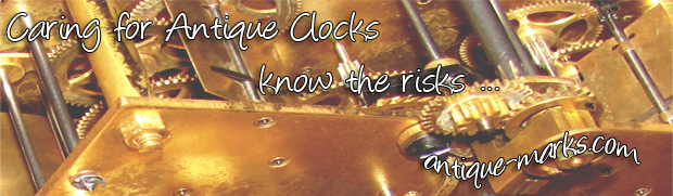 Caring for Clocks Watches & Barometers