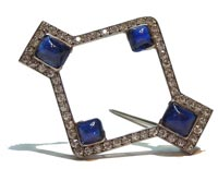 Cartier Art Deco Brooch