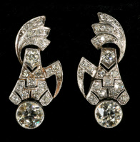 Stunning Art Deco Earings