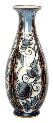 Art Deco Sevres Vase