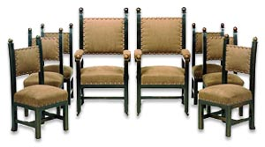 Charles Robert Ashbee chairs
