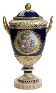 Berlin Porcelain Vase
