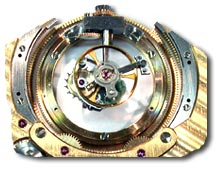 antique marks glossary -  brequet tourbillon watch movement