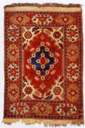 Antique Ottoman Carpet