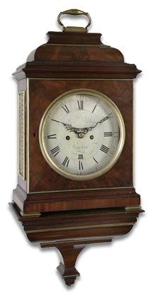 Antique Bracket Clock by William Addis London c1765