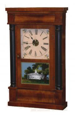 Antique Clock Chauncey Jerome