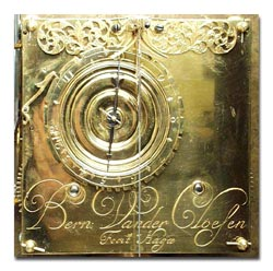 Bracket Clocks Dutch Haags klokje c1690 - Signed Bernardus vander Cloessen, Haghe