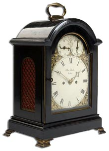 Thomas fowler Bracket Clock