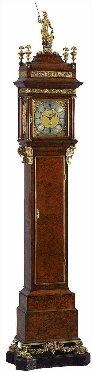 Antique Tompion Longcase Clock