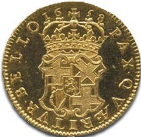 Oliver Cromwell Halfcrown