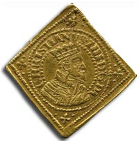 Danish Christian IV 6 Daler