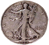 The Liberty Dollar c1933