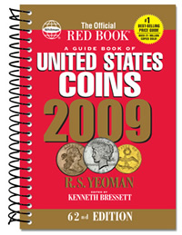 The Red Book - United states Coins 2009