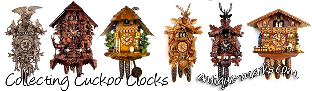 Collecting Antique Cuckoo Clocks