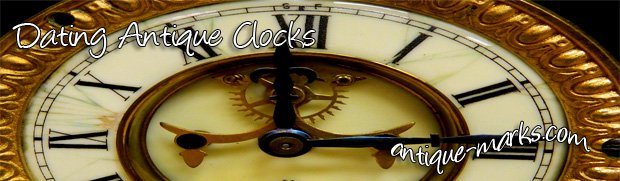 Tips to Help in Dating Antique Clocks