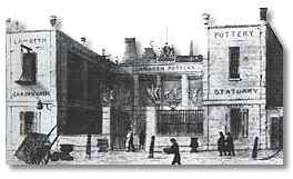 antique marks - Royal Doulton factory