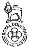 Royal Doulton marks 1902-56