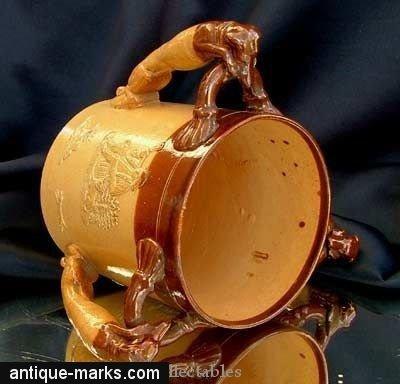 Antiques Collection - Royal Doulton Saltglaze Tyg