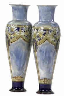 Eliza Simmance Stoneware Vases