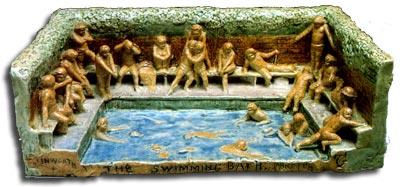 doultons george tinworth swimming bath