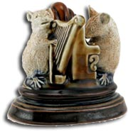 George Tinworth Mice Figure