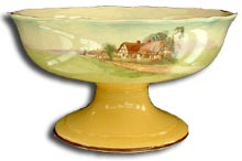 Doulton Series ware - Village Bowl