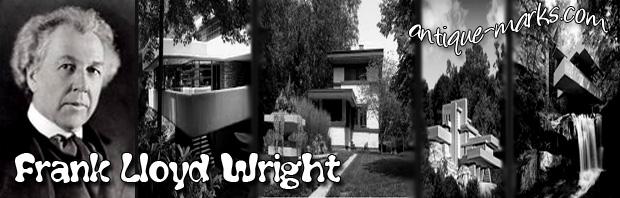 Artist & Designer Frank Lloyd Wright