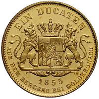 Goldkronach Ducat 1855