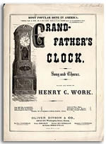 Antique Clocks and the story of the grandfather clock - from localriding.com