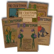 gustave stickley craftsman magazine
