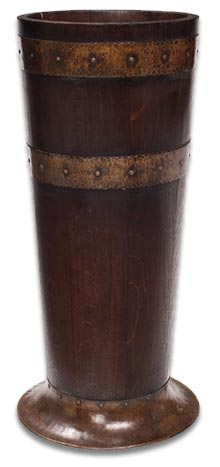 Gustave Stickley - craftsman umbrella stand