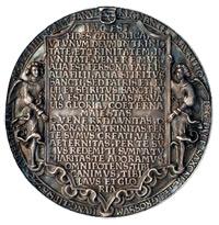 Hans Reinhart Silver Medal - The Trinity or Morizpfennig Reverse