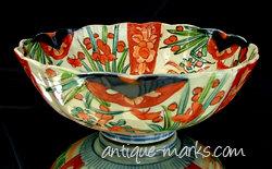 Buy a piece of Fukagawa there is no finer Japanese Imari porcelain. & Rare \u0026 Collectable Japanese Imari Porcelain -