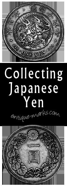 Japanese Silver Dragon Yen
