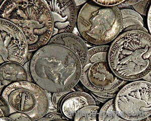 American Junk Silver Coins