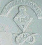 Victorian registration kite mark 3