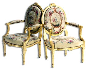 Rococo style - antique-marks.com