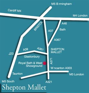 Antiques and Collectors fairs Shepton Mallet
