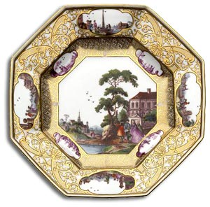 meissen biddulph plate