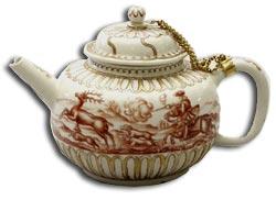 meissen - bottger teapot