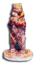 Rare Moorcroft Bear Figure