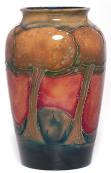 Moorcroft Eventide Design Vase