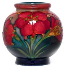 Moorcroft Fresia Design Vase