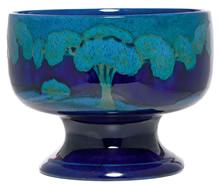 Moorcroft Moonlit Blue Landscape Bowl