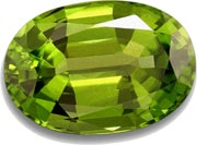 Antique Glossary - August Peridot