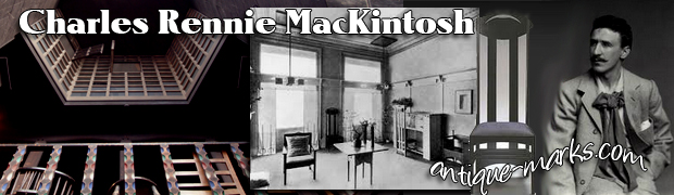 Artist & Designer Charles Rennie MacKintosh
